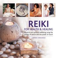 Reiki for Health & Healing / Buku Import Penyembuhan Alternative