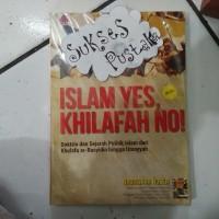 Islam Yes Khilafah No Jilid 1 - Nadirsyah Hosen Nasr