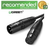 UGREEN Kabel XLR Karaoke Microphone - AV130 - 300 CM