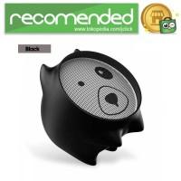Baseus Dogz Portable Bluetooth Speaker - E06 - Hitam
