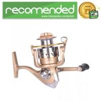 STACO GW3000 Spinning Reel Pancing 5.2:1 - Gold