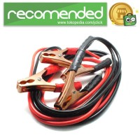 Kabel Starter Jumper Leads Pure Copper 800AMP 3M - D800 - Hitam Merah