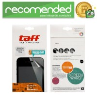 Taff Invisible Shield Screen Protector for Nokia - Clear UltraThin -