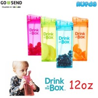Drink in the Box 12oz Tempat Minum Anak Reusable Plastik Tritan Awet