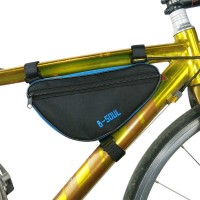 B-SOUL Tas Sepeda Segitiga Nylon Waterproof - YA191