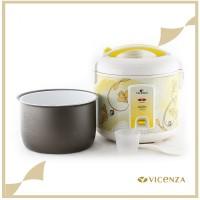 Vicenza Penanak Nasi Rice Cooker 3in1 VR123 Lily