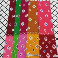 kain batik printing jumputan