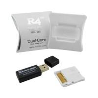 Ready Stock R4 Dual Core bisa untuk NDS atau 3DS