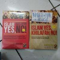 Islam Yes Khilafah No Jilid 1-2 Nadirsyah Hosen Nasr