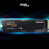 Samsung 970 EVO Plus Series - 1TB PCIe NVMe - M.2 Internal SSD