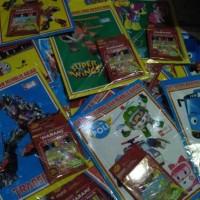 PROMO Paling Laris Buku Mewarnai Dan Pensil Warna Paketan Ulang MJAN