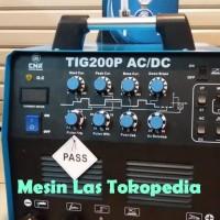 Mesin Las CNR Tig 200P Ac/Dc Single Phase