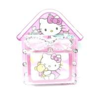Aksesoris Anak Perempuan Dompet Kacamata Hello Kitty