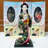 Boneka Geisha Jepang D