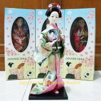 Boneka Geisha Jepang L