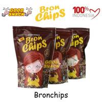 Bronchips Keripik Brownies - 60gr