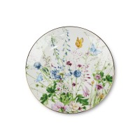 ZEN Piring Spring Meadow - Hijau diameter 27 cm
