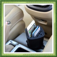charger mobil Orico Car Cup Charger with 3 USB Port - UCH-C3-V1 -