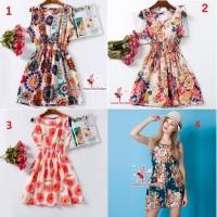 Summer Dress Flower - Pastel