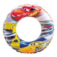 Ban Renang Pelampung Cars Disney Pixar Swim D 51cm - Intex 58260