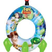 Ban Renang Pelampung Toy Story Swim Ring 71cmx56cm - Intex 58252