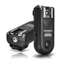 YONGNUO Digital Wireless Flash Trigger Canon Nikon Camera - RF-603C I
