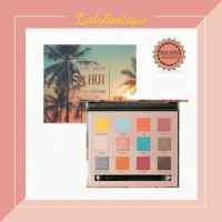 Focallure 12 Color So Hot Eyeshadow Pallete