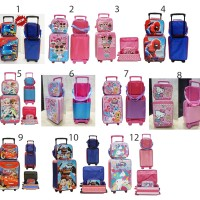 Set Koper Little Pony dan Lunch Bag Anak Bahan Sponge Tahan Air