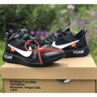 567dcb09840d Nike Zoom Fly Off White Premium BNIB Sneakers Pria Sepatu Pria