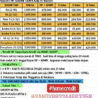 Harga khusus surabaya kredit hp xiaomi tanpa kartu kredit wajib di | Pembandingharga.com