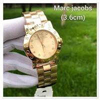 Jam Tangan Wanita Marc Jacobs MBM3077 Rosegold Original
