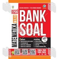 1700 PLUS BANK SOAL MATEMATIKA WAJIB SMA/MA KURIKULUM 2013 REVISI
