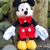 Boneka Mickey dan Minnie Mouse ukuran M SNI