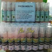 FRESHMOUTH Original - Spray Herbal Penyegar & Penghilang Bau Mulut