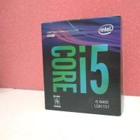 Intel Core i5 Gen 8 Processor
