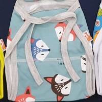 Harga popok kain bayi newborn velvet junior halus murah isi 3 | antitipu.com
