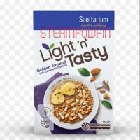 Sanitarium Light n Tasty Golden Almond Coconut Cluster Sereal Sehat