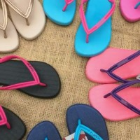 SLIPPERS RUBBER / SANDAL JAPIT JELLY RUBBER