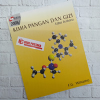 Buku Kimia Pangan Dan Gizi - Winarno