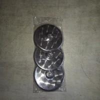 Tutup Gelas Stainless Steel 10 cm