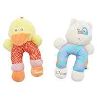 Chicco Rattle Duck & Bear Mainan Bayi
