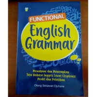 Buku Functional English Grammar Otong Setiawan Yrama Widya