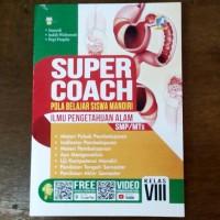 Buku IPA - Buku Super Coach IPA SMP Kelas VIII Kurikulum 2013 Revisi