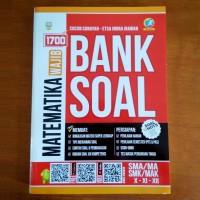 Buku 1700 Plus Bank Soal Matematika Wajib SMA Kurikulum 2013 Revisi