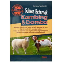 Buku Rahasia Sukses Beternak Kambing dan Domba Nuansa Aulia