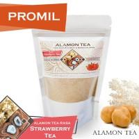 PROMIL / Bubuk Zuriat + Bunga Kurma / 3 varian Rasa / Alamon Tea