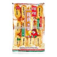 Bin bin Rice Creackers Seaweed Biscuits 150g Krakers Beras Rumput Laut