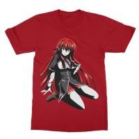 Kaos Anime High School DxD Rias Gremory - Anime - Manga - Tshirt