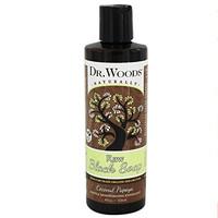 Dr. Woods Raw Moisturizing Black Coconut Papaya Soap with Organic Shea