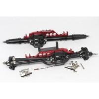 KYX Gardan Axles Axial Wraith RR10 90048 W16026-1 Full Metal Allloy